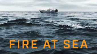 Fire at Sea on Netflix USA